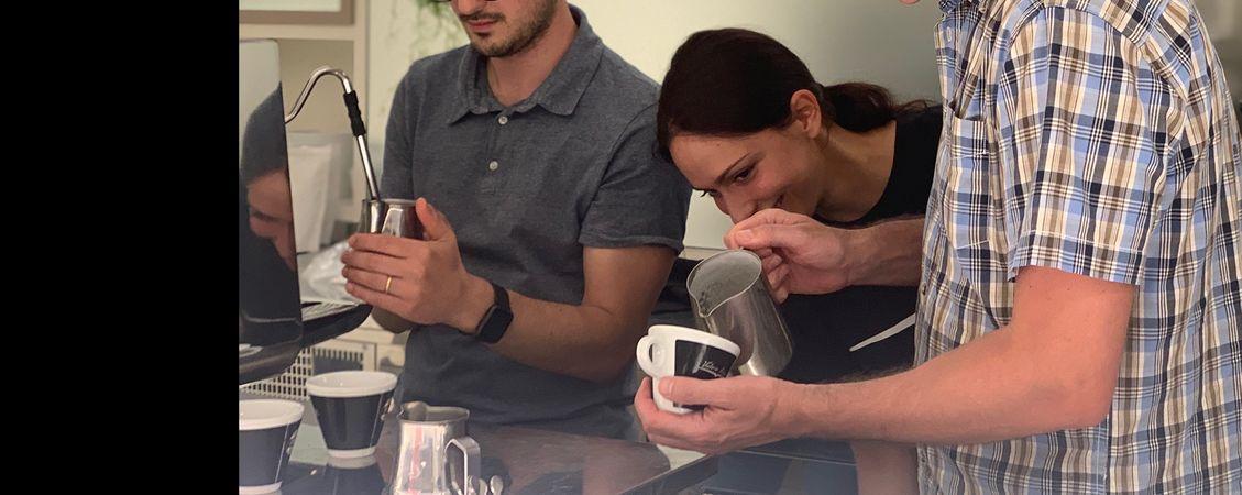 Espresso & Cappuccino - Traditional Italian