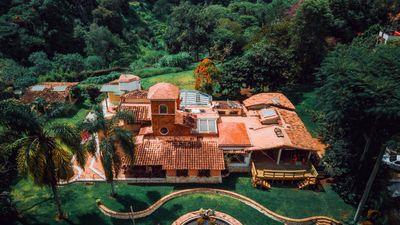 El Equimite coffee farm